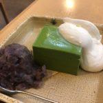 紀の善の名物 抹茶ババロアが美味しい!あんみつは裏メニューもあり @ 神楽坂/飯田橋