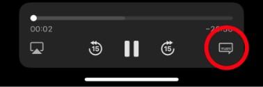 Youtube字幕表示の説明スマホ_1