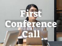外資K物語 第3話:テレカン(電話会議)の、英語の、人としての基本