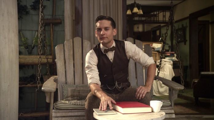 The Great Gatsby/グレート・ギャツビーの第1章、冒頭でニックが父からの忠告(この物語の方針)を語る