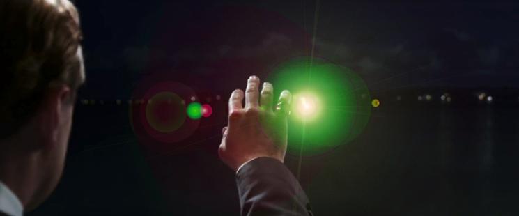 グレートギャツビー(The Great Gatsby)緑の光(Green Light)