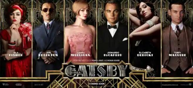 The Great Gatsby/グレート・ギャツビーの登場人物