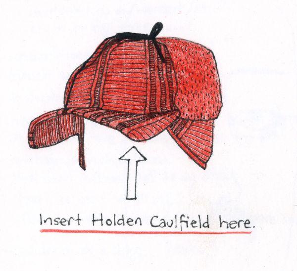 『ライ麦畑でつかまえて(キャッチャーインザライ)』は赤いハンチング帽子に注目
