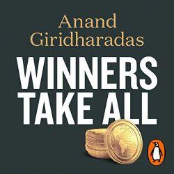 中級者におすすめのAudibleオーディブル_Winners Take All
