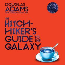 中級者向けおすすめAudibleオーディブル_Hitchhiker's Guide to the Galaxy 銀河ヒッチハイクガイド スティーヴン・フライ