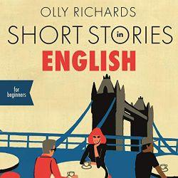 初心者向けおすすめAudibleオーディブル_Short Stories in English for Beginners