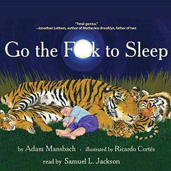 初心者におすすめのAudibleオーディブル_Go the F--k to Sleep