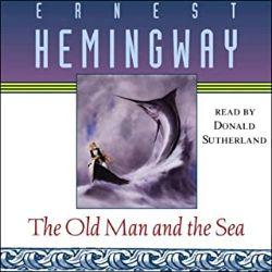 中級者におすすめのAudible(オーディブル)The Old Man and the Sea老人と海