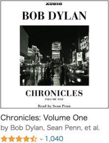 おすすめの英語Audible(オーディオブック)上級者向け_Chronicles Volume One