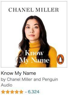 おすすめの英語Audible(オーディオブック)中級者向け_Know My Name A Memoir