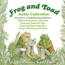 初心者向けおすすめAudibleオーディブル_Frog and Toad がまくんとかえるくん