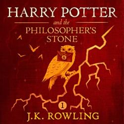 上級者におすすめのAudible(オーディブル)Harry Potterハリー・ポッター