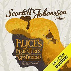 初心者におすすめのAudibleオーディブル_Alice's Adventures in Wonderland 不思議の国のアリス