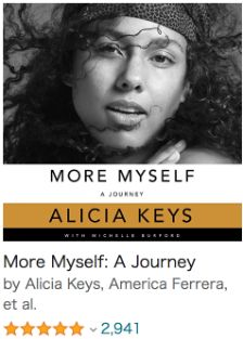 おすすめの英語Audible(オーディオブック)中級者向け_More Myself A Journey