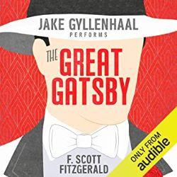 上級者におすすめのAudible(オーディブル)The Great Gatsbyグレート・ギャツビー