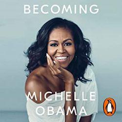 上級者におすすめのAudible(オーディブル)Becomingマイ・ストーリー(ミシェル・オバマ)