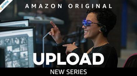 アマゾンプライムビデオのおすすめドラマ_アップロード ~デジタルなあの世へようこそ~ UPLOAD