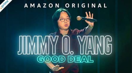 ジミー・O・ヤン:人生はお買い得 Jimmy O. Yang Good Deal