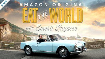 アマゾンプライムビデオのおすすめドキュメンタリーイート・ザ・ワールド ~エメリル・ラガッセと世界を食す~ EAT THE WORLD with Emeril Lagasse