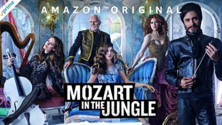 アマゾンプライムビデオのおすすめドラマ_モーツァルト・イン・ザ・ジャングル Mozart In The Jungle