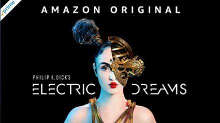 アマゾンプライムビデオのおすすめドラマ_フィリップ・K・ディックのエレクトリック・ドリーム Electric Dream