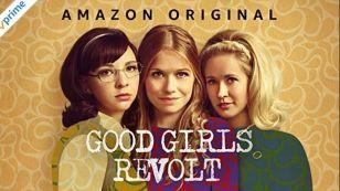 英語字幕ありのアマゾンプライムビデオ Good Girls/グッド・ガールズ~NY女子のキャリア革命~