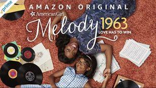 英語字幕ありのアマゾンプライムビデオ Melody 1963 Love Has to Win/アメリカン・ガール・ストーリー~メロディー 1963年 愛は負けない~