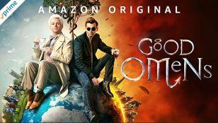 英語字幕ありのアマゾンプライムビデオ Good Omens/グッド・オーメンズ