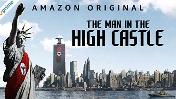 英語字幕ありのアマゾンプライムビデオThe Man IN The High Castle高い城の男