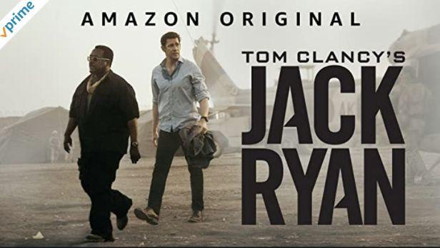 英語字幕ありのアマゾンプライムビデオTom Clancy's Jack Ryanトム・クランシー CAI分析官 ジャック・ライアン