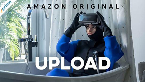 英語字幕ありのアマゾンプライムビデオUploadアップロード ~デジタルなあの世へようこそ