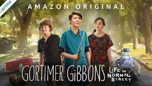 英語字幕ありのアマゾンプライムビデオ Gortimer Gibbon's Life on Normal Street/ゴーティマー・ギボン~奇妙な日常~
