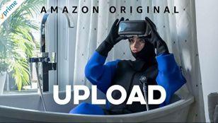 英語字幕ありのアマゾンプライムビデオ Uploadアップロード ~デジタルなあの世へようこそ