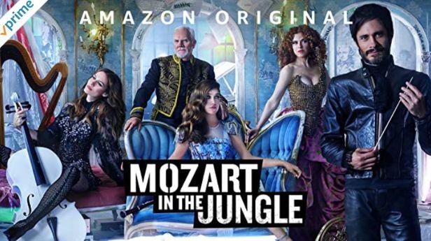 英語字幕ありのアマゾンプライムビデオMozart In The Jungleモーツァルト・イン・ザ・ジャングル