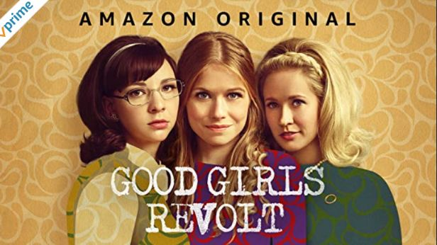 英語字幕ありのアマゾンプライムビデオGood Girls Revoltグッド・ガールズ~NY女子のキャリア革命~