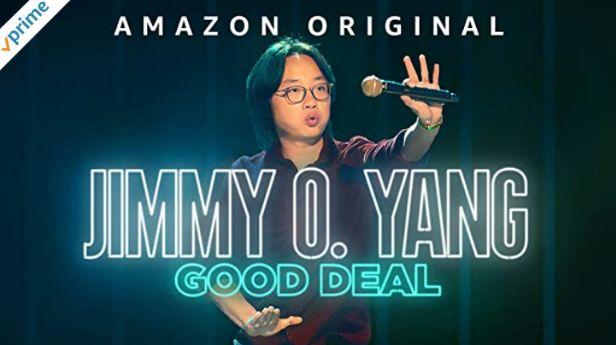 英語字幕ありのアマゾンプライムビデオJimmy O. Yang Good Dealジミー・O・ヤン:人生はお買い得