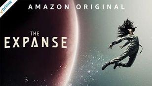 英語字幕ありのアマゾンプライムビデオ The Expanse/エクスパンス~巨獣めざめる~