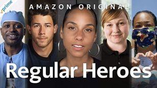 英語字幕ありのアマゾンプライムビデオ Regular Heroes/真の英雄たち ~新型コロナウイルスと戦う人々~