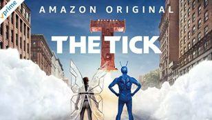 英語字幕ありのアマゾンプライムビデオ The Tick/ティック~運命のスーパーヒーロー~