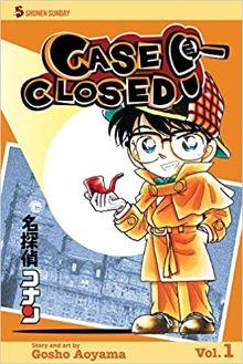 おすすめの英語漫画 名探偵コナン Detectie Conan