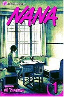 おすすめの英語漫画(電子書籍/Kindle/キンドル)ナナ Nana(バイリンガル版)