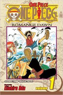 おすすめの英語漫画(電子書籍/Kindle/キンドル)ワンピース One Piece