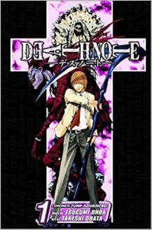 おすすめの英語漫画(電子書籍/Kindle/キンドル)デスノート Death Note