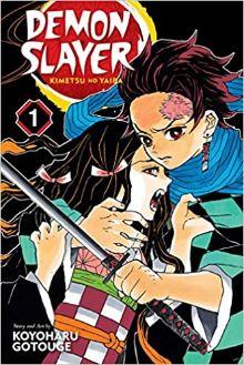 おすすめの英語漫画(電子書籍/Kindle/キンドル)鬼滅の刃 Demon Slayer