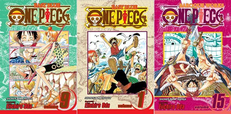 英語x漫画で勉強!『ONE PIECE ワンピース』英語版セリフ解説【電子書籍/Kindleあり】