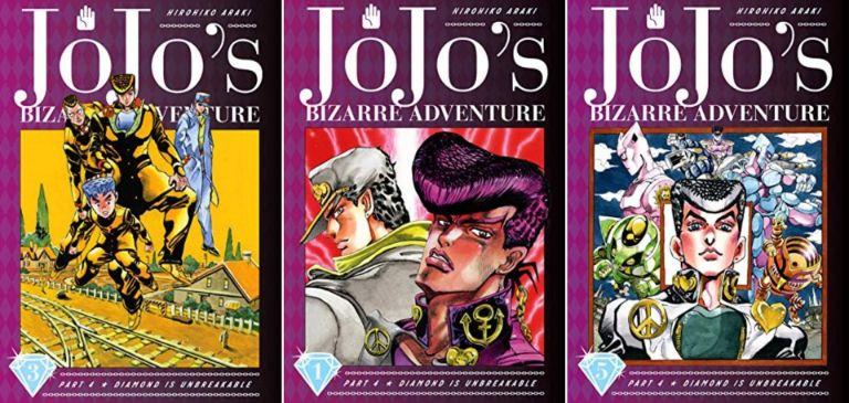 英語x漫画で勉強!『ジョジョの奇妙な冒険第4部 ダイヤモンドは砕けない』英語版セリフ解説【電子書籍/Kindleあり】