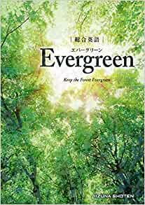 中級者におすすめの英語教材 文法編:総合英語 Evergreen